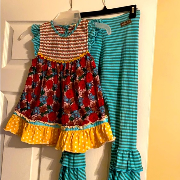 Matilda have outfit, both size 8.
